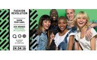Al via da Milano la Fashion Revolution Week