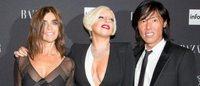 NYFW: Lady Gaga, serenata jazz per le icone della moda
