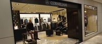 Corneliani: due nuove boutique in Corea
