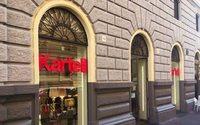 Kartell inaugura il suo primo flagship a Roma