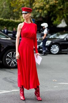 Street Fashion Paris N337