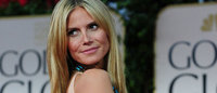 Supermodel Heidi Klum new judge on 'America's Got Talent'