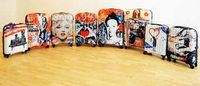 Roncato s'offre une collection capsule de bagages signée par un street-artiste