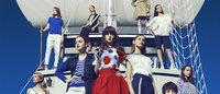 「ゴルチエ×セブン&アイ」新作はパリジェンヌのフェミニンマリン 2月9日発売へ