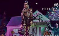 Fergie como musa da primavera-verão 2017 de Philipp Plein