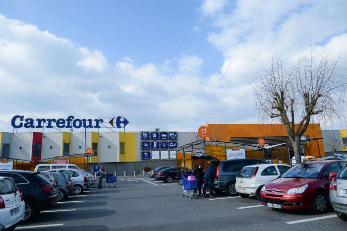 Carrefour compiegne venette centre commerciaux 25207 - Centre commercial compiegne ...