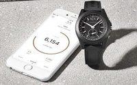 Armani Exchange lanza nuevo smartwatch híbrido Connected