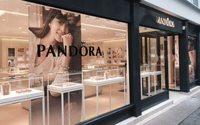 Pandora ouvre son premier magasin indien