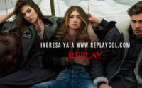 La italiana Replay lanza su tienda virtual en Colombia