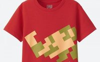 Uniqlo stellt Nintendo-T-Shirt-Kollektion vor