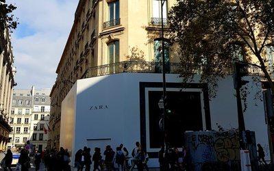 332150aef Inditex reorganiza la red de Zara en París - Noticias : Distribución  (#1028206)