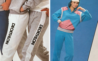 Decathlon urged to reissue vintage tracksuits by Twitter followers