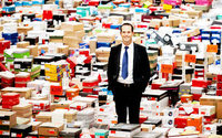 Spartoo : Boris Saragaglia, un jeune PDG aux bottes de sept lieues