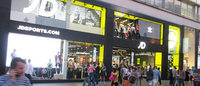 JD Sports si diffonde in Europa Continentale