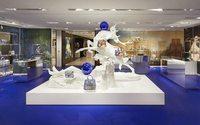 Louis Vuitton personalizza il pop-up in Rinascente con Jeff Koons