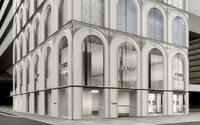 Fendi opens new Tokyo flagship