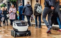 Starship Technologies raises funds to launch wheeled delivery robots