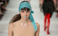 Galliano teams sport with eclectica for Maison Margiela in Paris