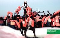 La campagne de Benetton montrant des migrants de l'Aquarius dénoncée par SOS Méditerranée