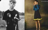 Bella Hadid posa en la nueva campaña de J.W. Anderson