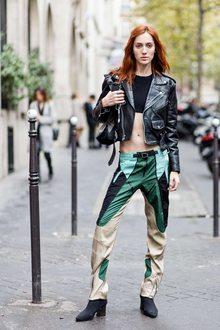 Street Fashion Paris N339