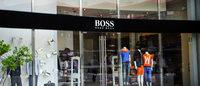 В Санкт-Петербурге открылся первый магазин одежды Boss