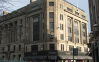 House of Fraser announces three store closures, website re-opens