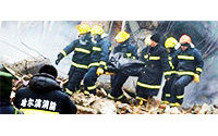 Chine : effondrement meurtrier d'une usine de chaussures