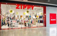 Zippy abre três lojas em três dias