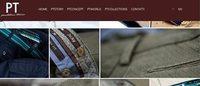 PT Pantaloni Torino è online con un nuovo website