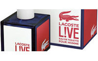 Lacoste L!ve launches its first fragrance