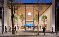 Apple record ma stime Natale deludono, crolla in Borsa