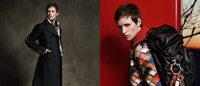 エディ・レッドメインが英雄・悪人・革命家に、プラダが最新メンズ広告に起用