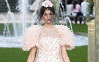 Chanel mostra un giardino terreno di meraviglie d'alta moda