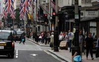 Royaume-Uni : frémissement du secteur commercial, les difficultés persistent