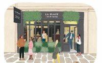 La Place, le lieu éphémère qui réunit parfums et arts