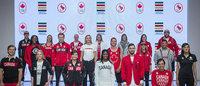 四大奢侈品牌为各自祖国的奥运代表队设计2016里约奥运会队服