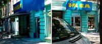 Контрафактные ИКЕА и H&M на украинском рынке