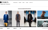 Made-in-USA e-tail site launches see-now-buy-now designer collections