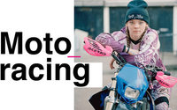 Geraldine Wharry: Moto Racing: More Than Just A Fashion Trend
