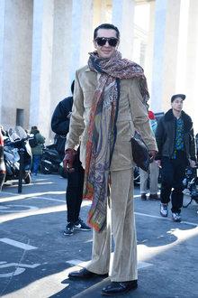 Street Fashion Paris N279