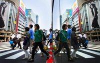 Japan March household spending slumps