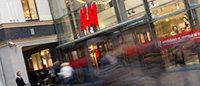 H&M、10月は売上高12%増 31ヵ月連続増収