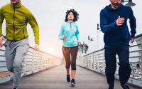 Le textile sport conserve les faveurs des consommateurs