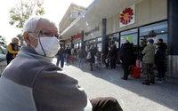 Plusieurs villes rendent le masque obligatoire dans la rue