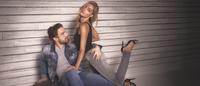 Jeans com liberdade de movimentos na Caution Jeanswear