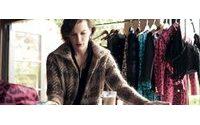Milla Jovovich: da testimonial a stilista per Marella