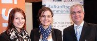 """Mode-App gewinnt den """"Zukunftspreis Kommunikation"""" 2013"""