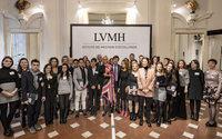 LVMH lance sa première formation professionnelle en Italie