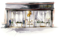 Escada opens London flagship as new design chief starts work